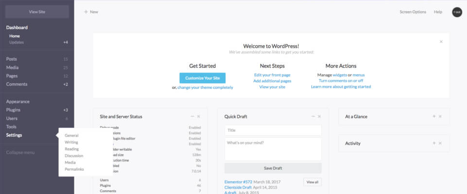WordPress Tutorial: Create WordPress Dashboard Admin Theme Plugin