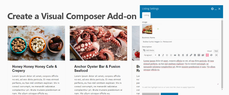 Create A WPBakery Visual Composer Add-On | Tutorial