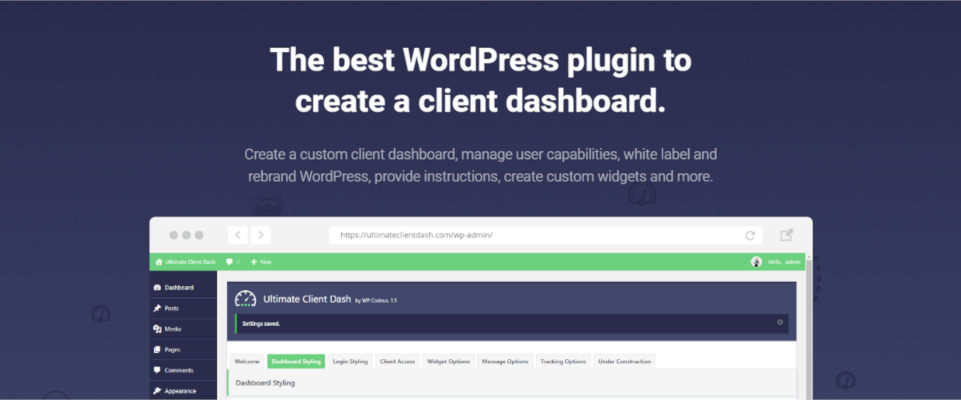 Customize-WordPress-Login-Page-Dashbord