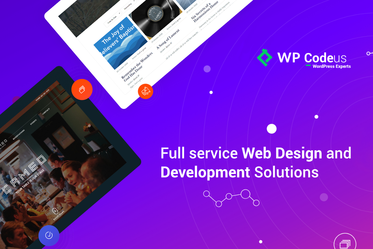 Full Service WordPress Web Design and Advertising Solutions