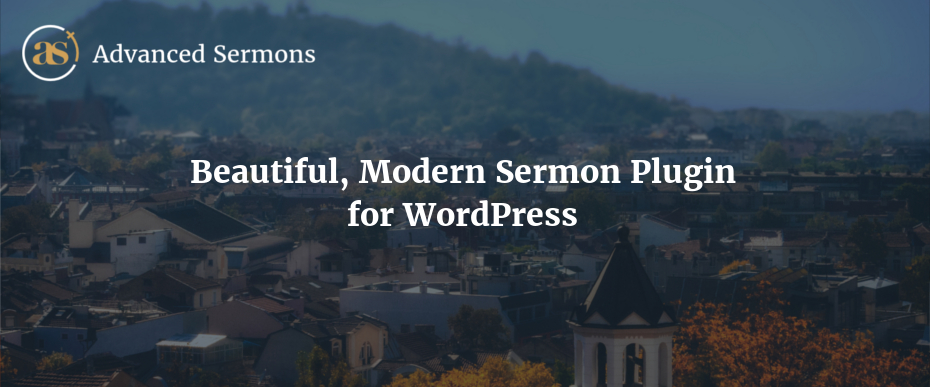 Advanced Sermons Sermon Plugin For WordPress